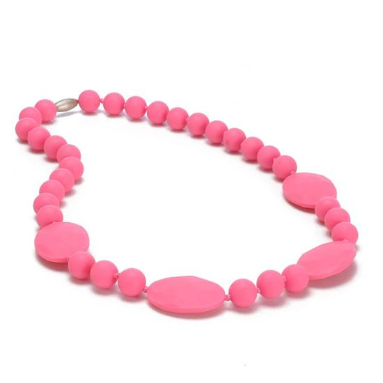Picture of Perry Necklace Punchy Pink