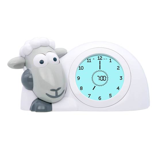 Picture of Sam the Lamb Sleeptrainer Grey