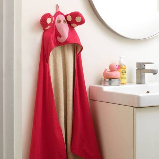 Picture of Hooded Towel Elephant