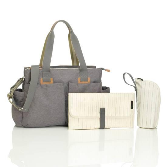 Picture of SHOULDER BAG Grey