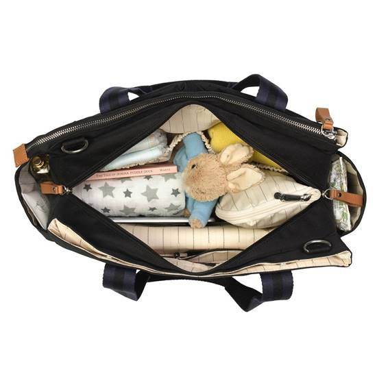 Picture of SHOULDER BAG Black