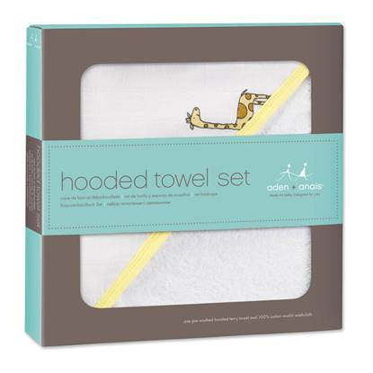 Picture of Hooded Towel Set JUNGLE JAM