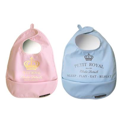 Picture of Baby Bib Petit Royal