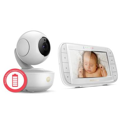 Picture of Video Baby Monitor - MBP55