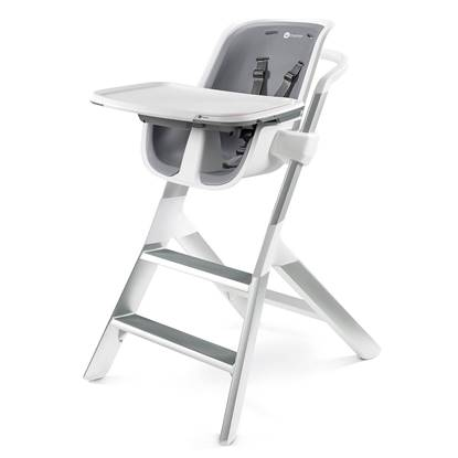 Seggiolone HIGH CHAIR WHITE/GRAY