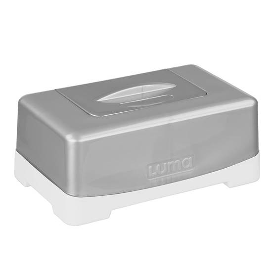 Picture of Baby Wipes Dispenser Sparkling Silver