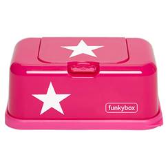 Picture of Baby Wipes Dispenser Hot Pink Star
