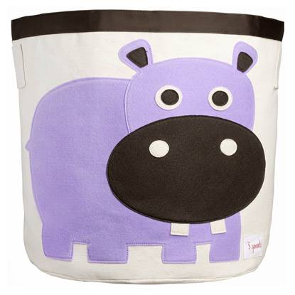 Picture of Storage Box Hippo
