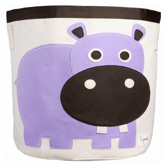 Picture of Storage Box Hippo