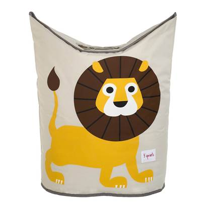 Picture of Laundry Hamper Lion