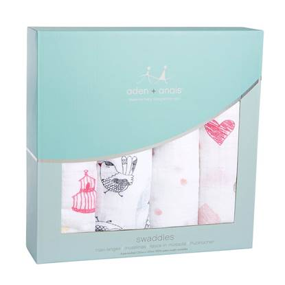 Picture of Classic Swaddle LOVEBIRD - 4 pz