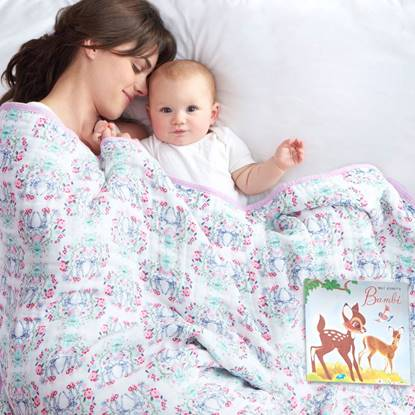Picture of Classic Dream Blanket BAMBI