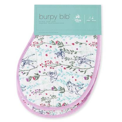 Picture of Burpy Bib 2-pack BAMBY