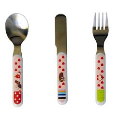 Picture of Red riding hood Set of Cutlery