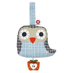 Picture of Grey Owl Musical Toy