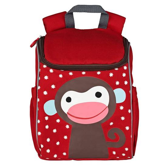 Picture of Pink Monkey Kalle Backpack