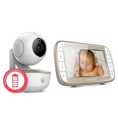 Picture of Wifi  Baby Monitor - MBP855 Connect