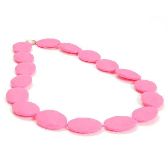 Picture of Hudson Necklace Punchy Pink