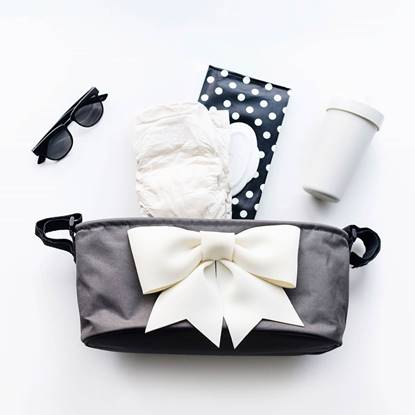 CityBucket Cream Bow