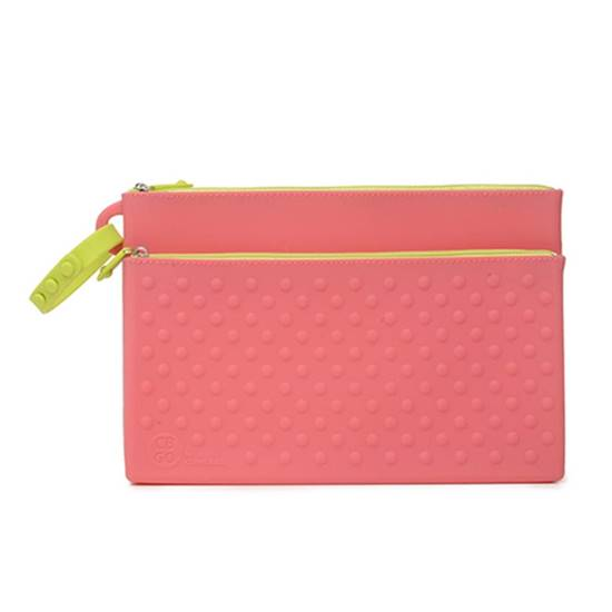 Picture of Wipes Clutch Bright Pink