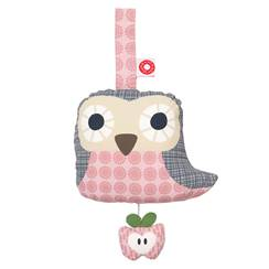 Picture of Pink Owl Musical Toy