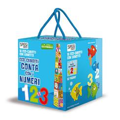 Picture of ECO-CUBES - count with numbers