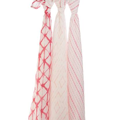 Picture of Swaddle Silky Soft Shibori