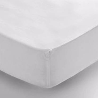 Picture of Bedsheet Baby Under White