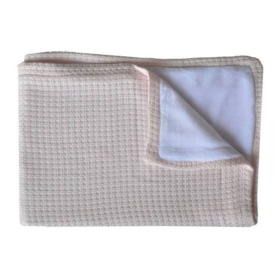 Picture of Blanket LA NINNA SOFT STONE Pink