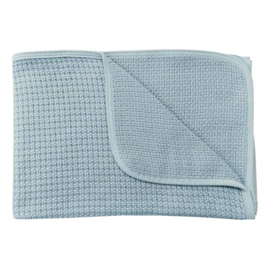 Picture of Blanket Summer  LA NINNA SOFT STONE Blu