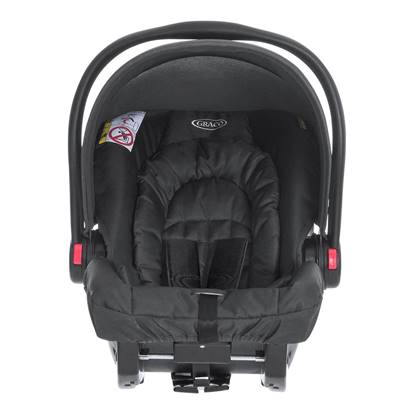 Picture of SNUGRIDE Car Seat GRUPPO 0 Black