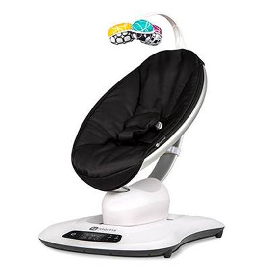 Picture of Mamaroo 4 Bouncer Classic Black