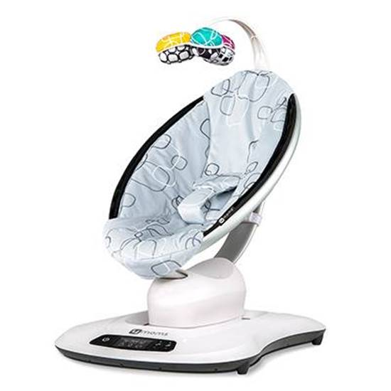 Picture of Mamaroo 4 Bouncer Silver Plush