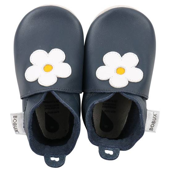 Picture of Soft Sole Navy Daisy S (17 - 3/9months)