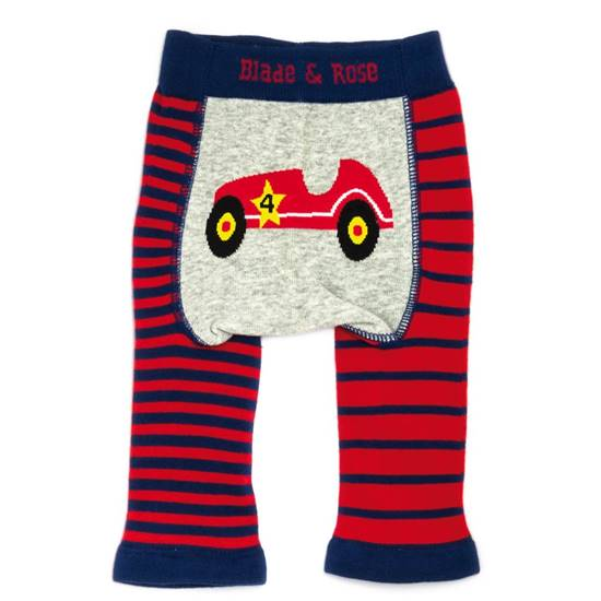 Picture of classic car 00-06 months leggings