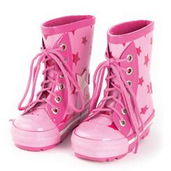 Picture of girls star wellies