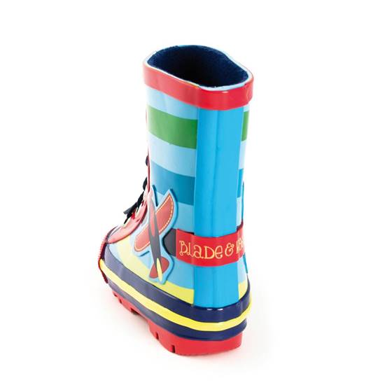 Picture of plane wellies 18-24 months