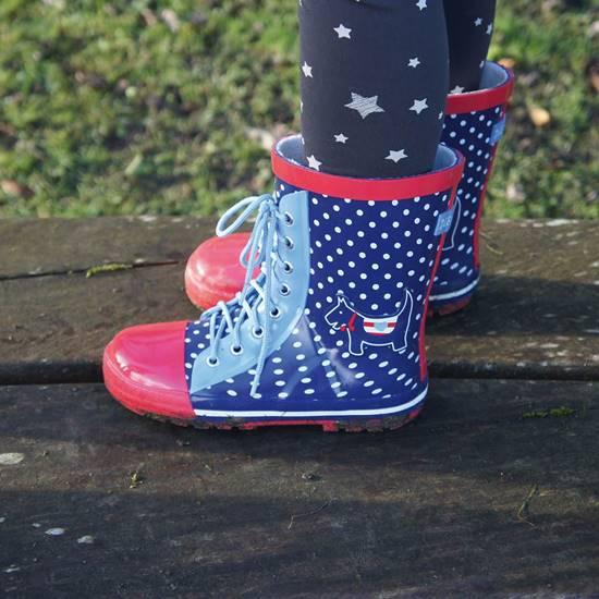 Stivali da Pioggia Cagnolino 24-36 mesi