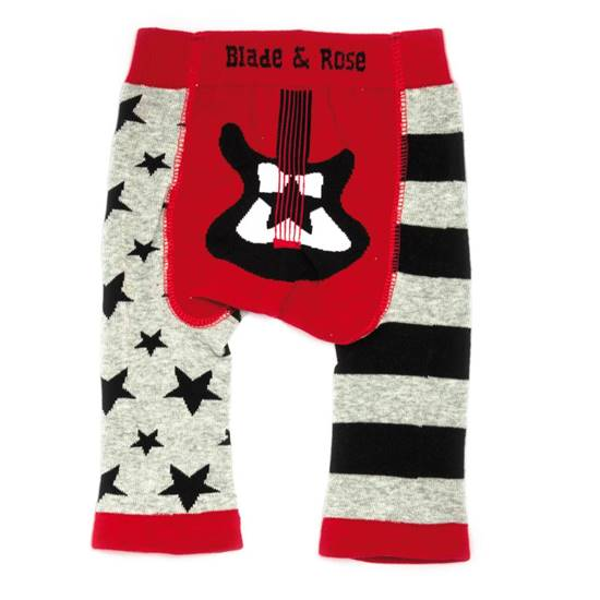 Picture of guitar 06-12 months leggings