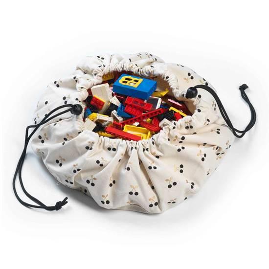 Picture of Storage bag MINI CHERRY GOLD