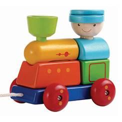 Locomotiva trainabile scomponibile