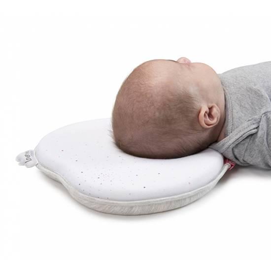 Cuscino ergonomico neonato Lovenest original bianco