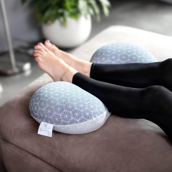 Cuscino gravidanza e allattamento Mum & B dotwork