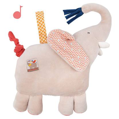 Picture of Elephant musical toy
