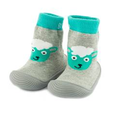 Picture of sheep sock shoes