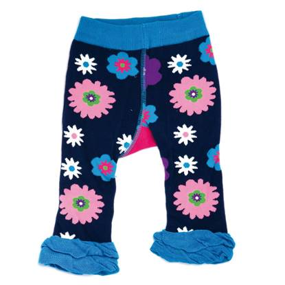 Picture of flower leggings