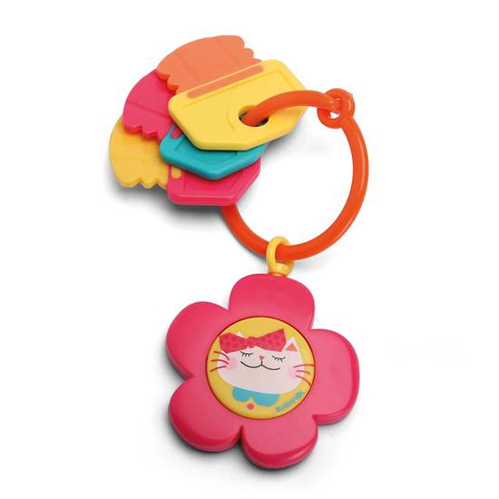 Picture of MUSICAL TEETHER ORANGE