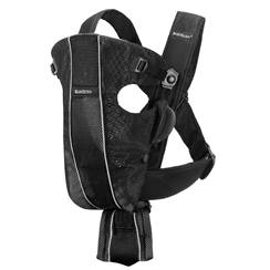 Picture of Baby Carrier Original Black Mesh