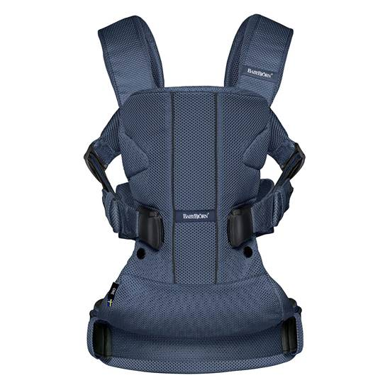 Picture of Baby Carrier One Air Navy blue Mesh