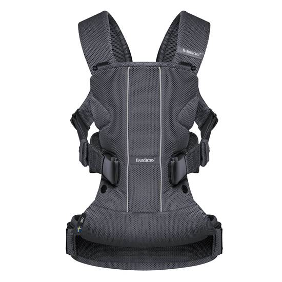 Picture of Baby Carrier One Air Anthracite Mesh
